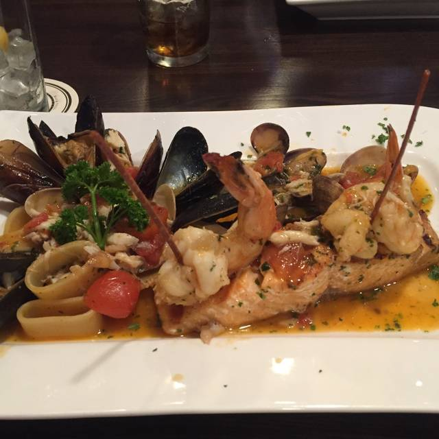 Manalu Italian Restaurant, Frederick, MD
