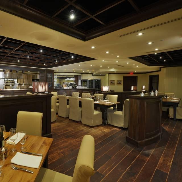 JW Marriott The Rosseau Muskoka  - Teca Restaurant, Minett, ON