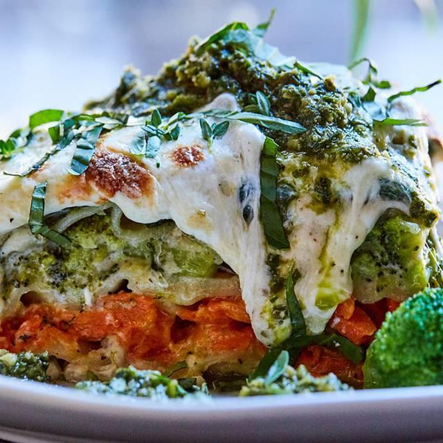 Lasagna - Divya's Kitchen, New York, NY