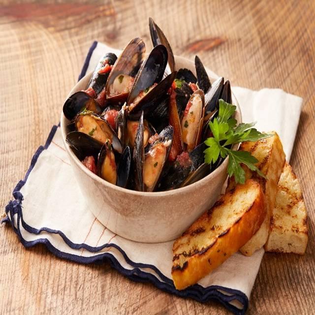 Mussels - Bertucci's - Salem, Salem, NH