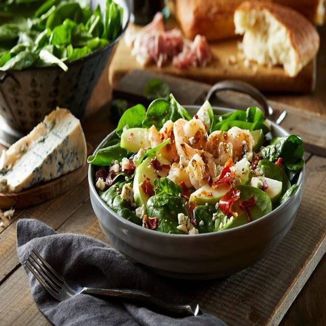 Shrimp Spinach Gorgonzola Salad - Bertucci's - White Marsh, Nottingham, MD