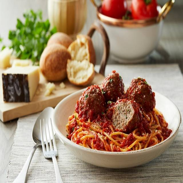 Spaghetti Meatballs - Bertucci's - Alewife, Cambridge, MA