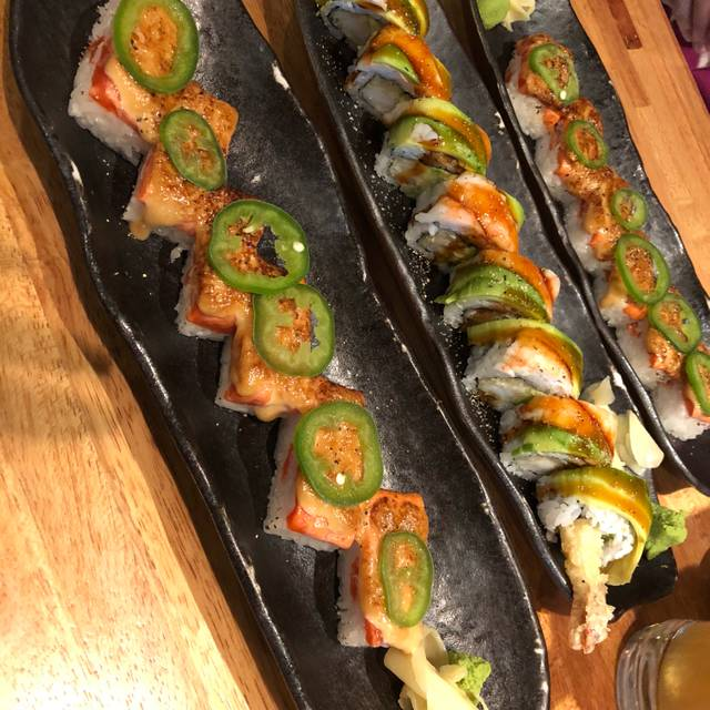 Japonais Bistro, Edmonton, AB