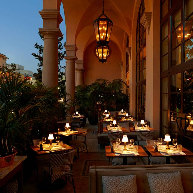 The Restaurant at Montage Beverly Hills, Beverly Hills, CA