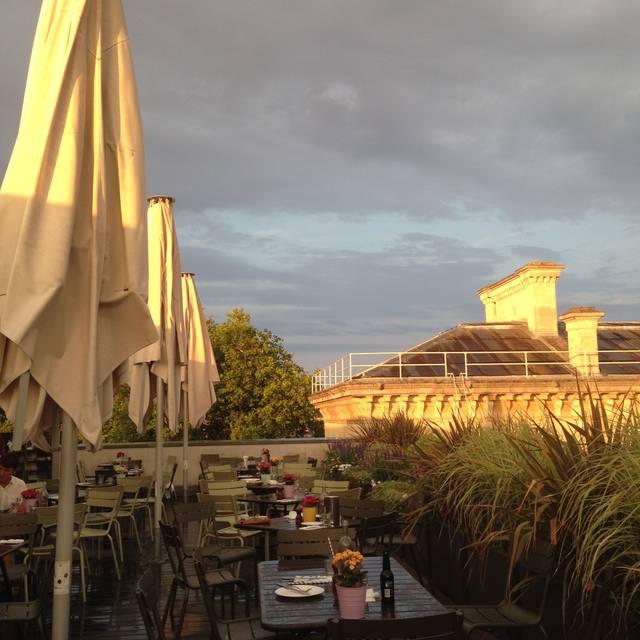 Ashmolean Rooftop Restaurant, Oxford, Oxfordshire