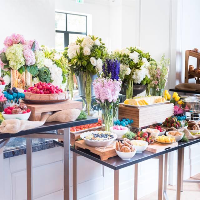 Opentable - Sunday Brunch Dessert Buffet - The Belvedere at The Peninsula Beverly Hills, Beverly Hills, CA