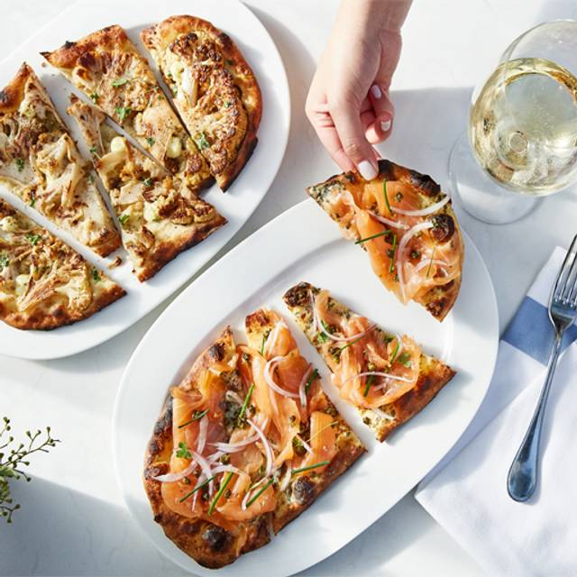 Opentable -  Flatbreads - The Belvedere at The Peninsula Beverly Hills, Beverly Hills, CA