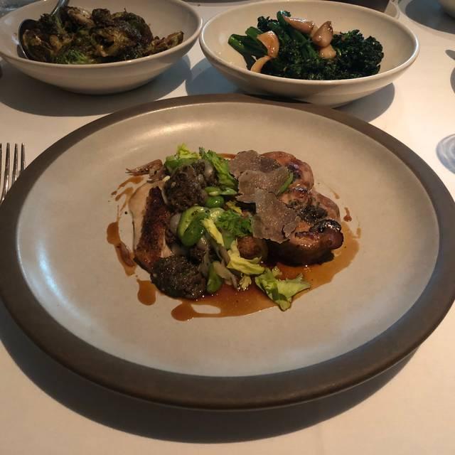 Jeffrey's Restaurant, Austin, TX