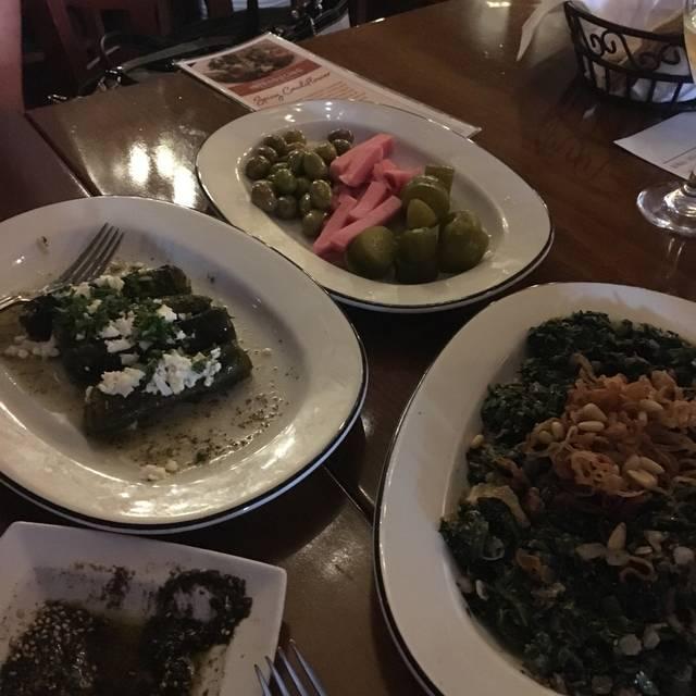 Lebanese Restaurant Cleveland Street