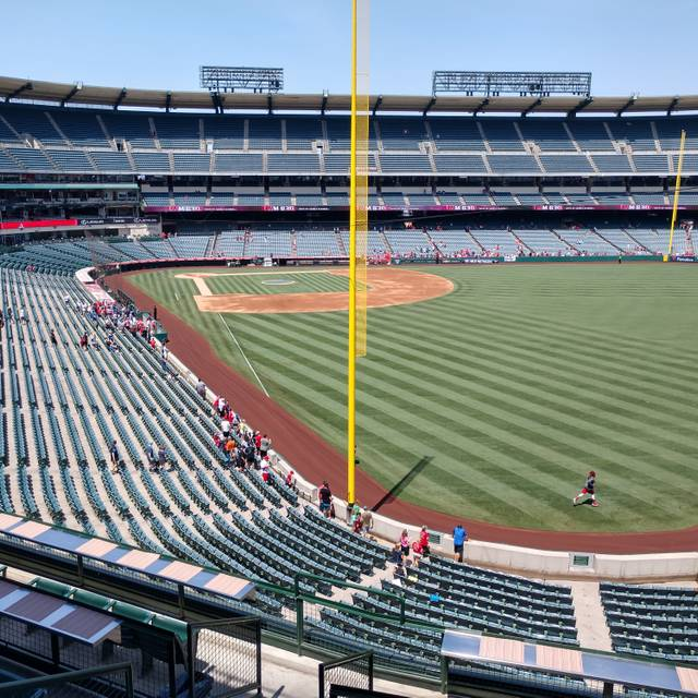 Angel Stadium - Saint Archer Brewing Co., Anaheim, CA