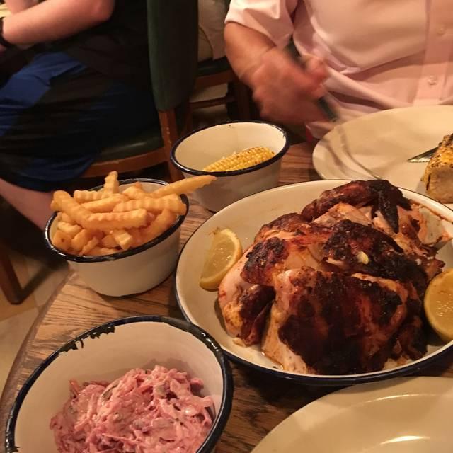 Chicken Shop - Holborn, London