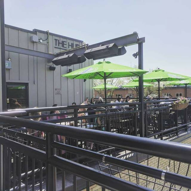 Roof Top - The Hub, Stratford, ON