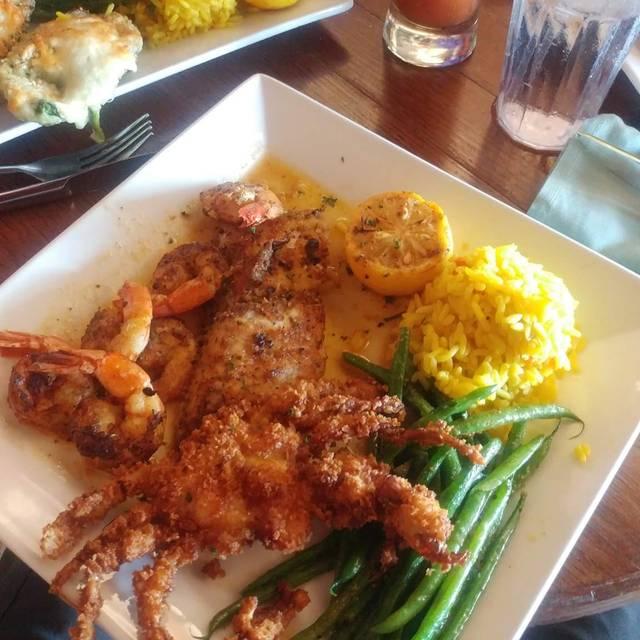 BLVD. Seafood, Galveston, TX