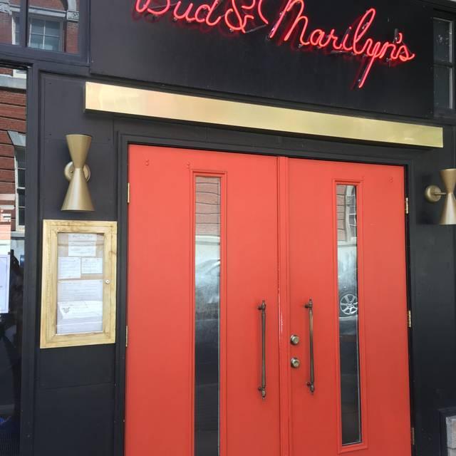 Bud & Marilyn's, Philadelphia, PA