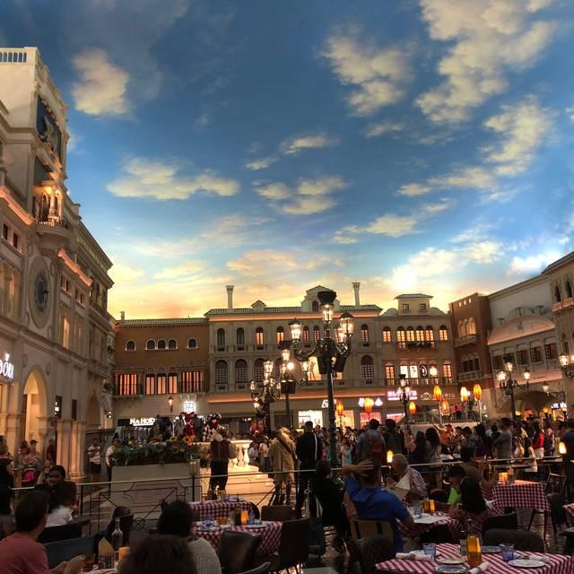 Mercato Della Pescheria, Las Vegas, NV