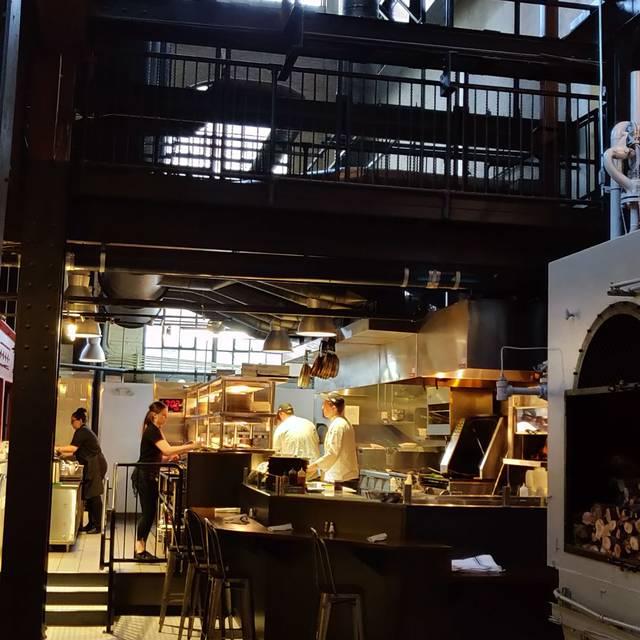 Steam Plant Kitchen & Brewery, Spokane, WA