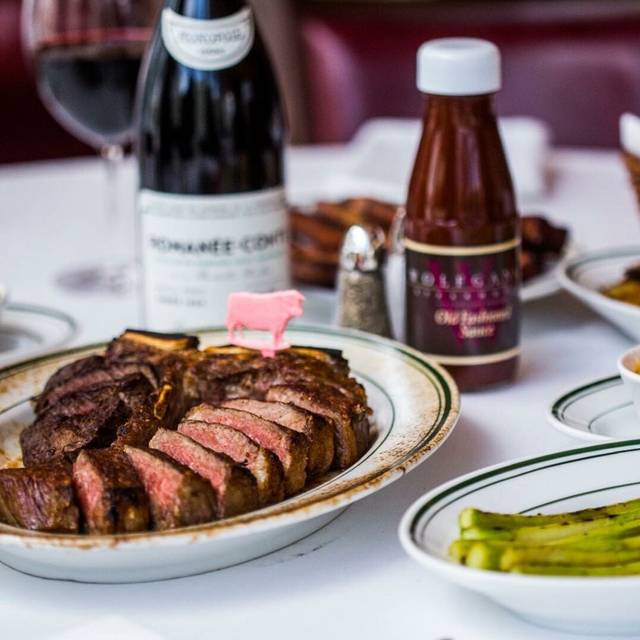 Wolfgang's Steak House - 54th Street, New York, NY