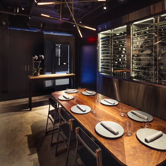 Ko-private-dining-room-please-credit-zack-dezon - Momofuku Ko - Counter Seating, New York, NY