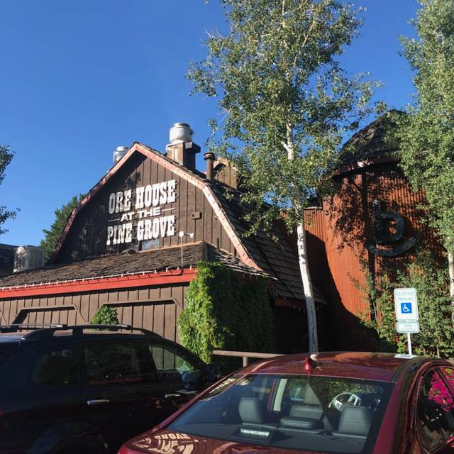 Ore House at the Pine Grove, Steamboat Springs, CO
