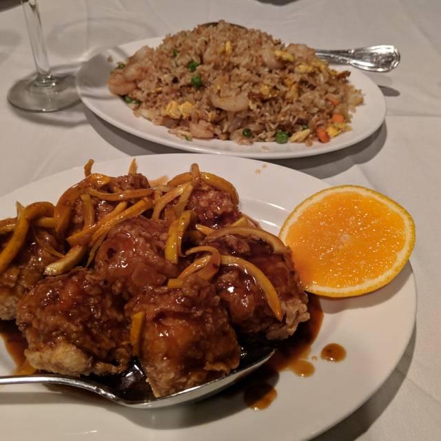 Four Winds - An Asian Restaurant, Bossier City, LA