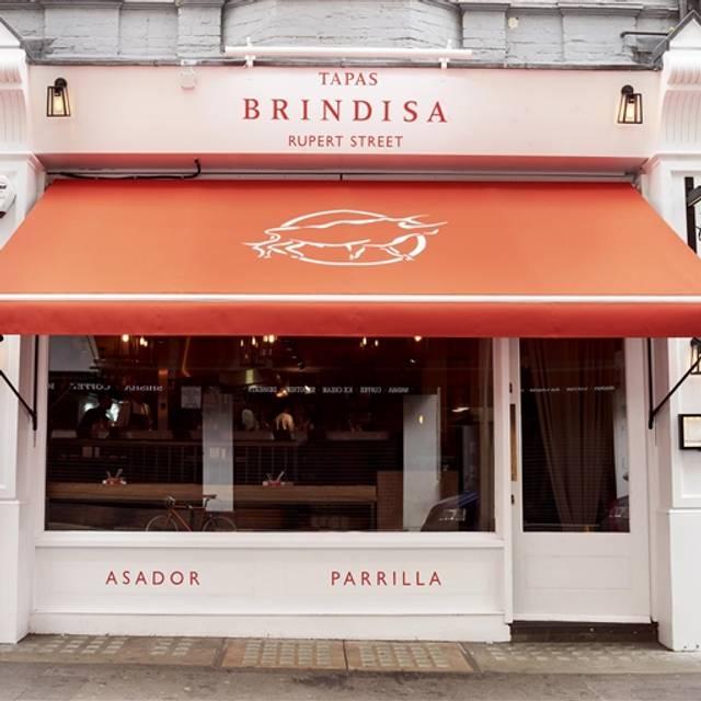 Tapas Brindisa Rupert Street, London