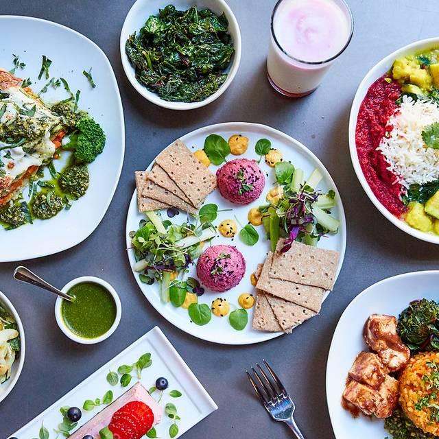 Spread - Divya's Kitchen, New York, NY