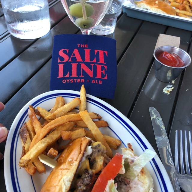 The Salt Line, Washington, DC