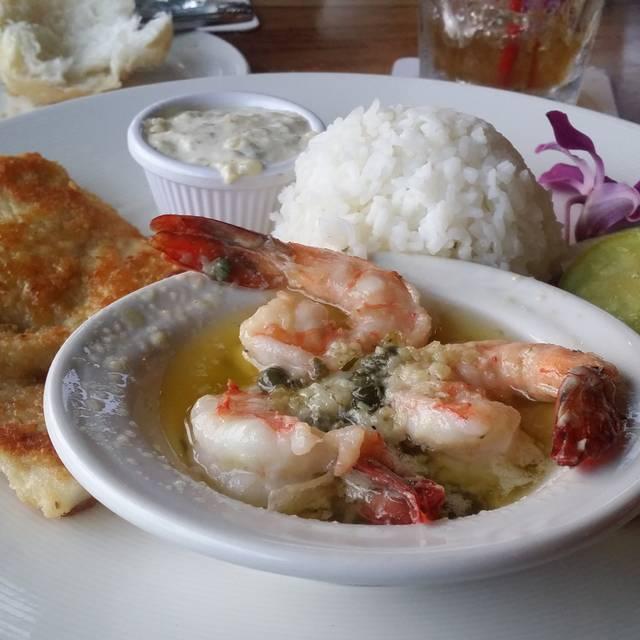 Kona Inn Restaurant, Kailua-Kona, HI