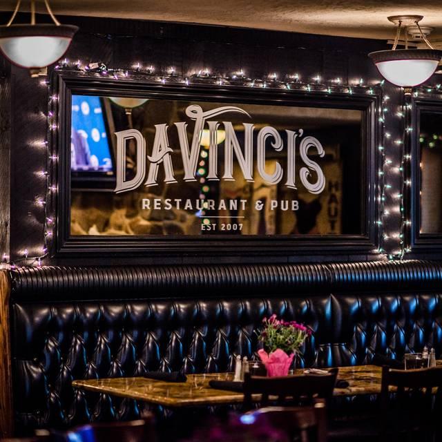DaVinci's Pub, Collegeville, PA
