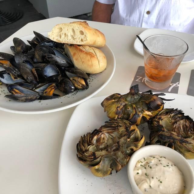 Kaluz Restaurant, Fort Lauderdale, FL
