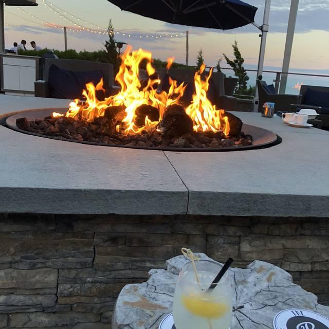 Scarpetta Beach Restaurant - Montauk, NY