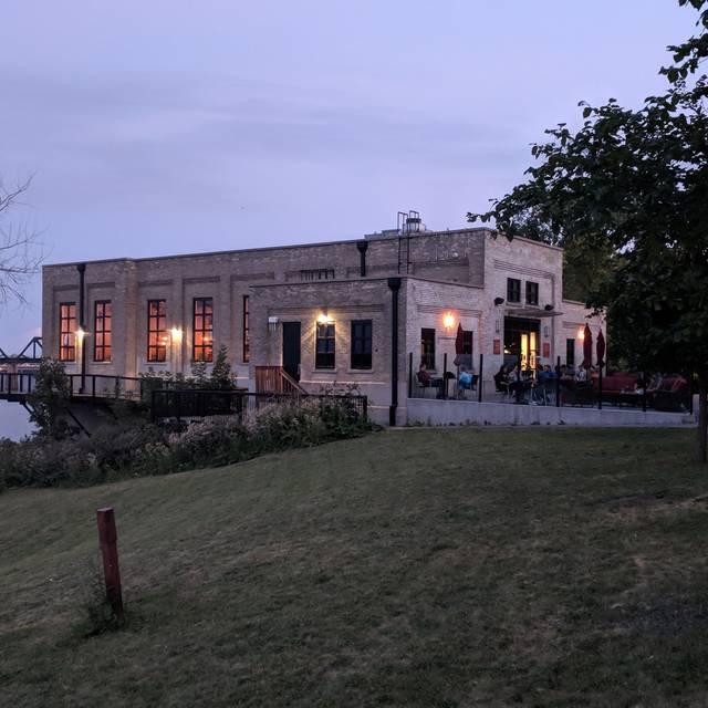 Cibo Waterfront Cafe, Winnipeg, MB