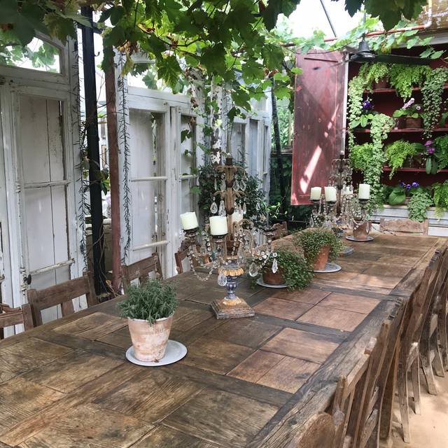 Petersham Nurseries Cafe, Richmond, Greater London