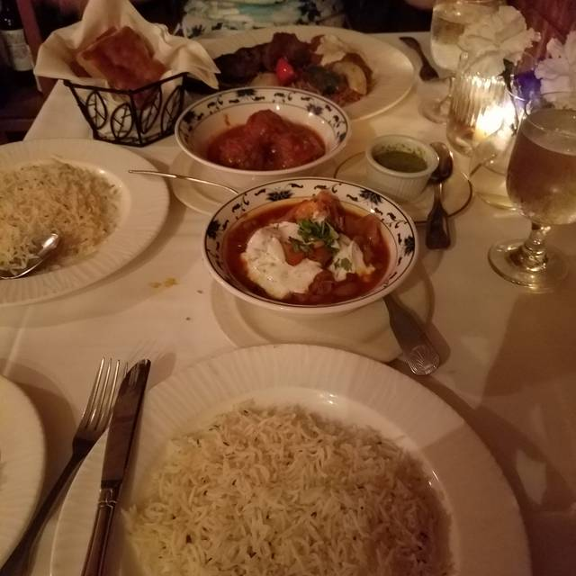 The Helmand Restaurant, Baltimore, MD