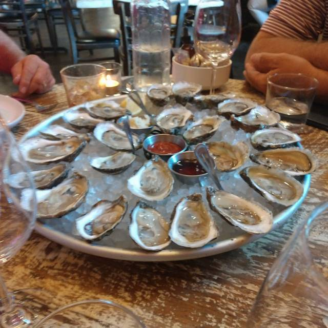 Rappahannock Oyster Bar - Charleston, Charleston, SC