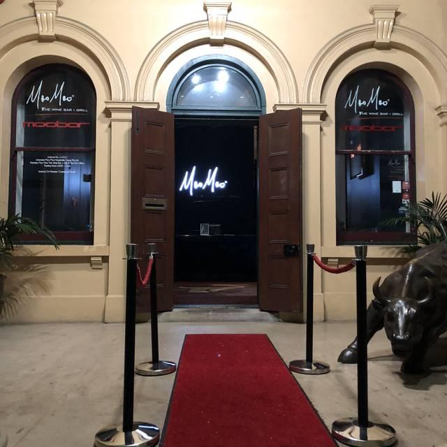 Moo Moo The Wine Bar + Grill - Brisbane, Brisbane, AU-QLD