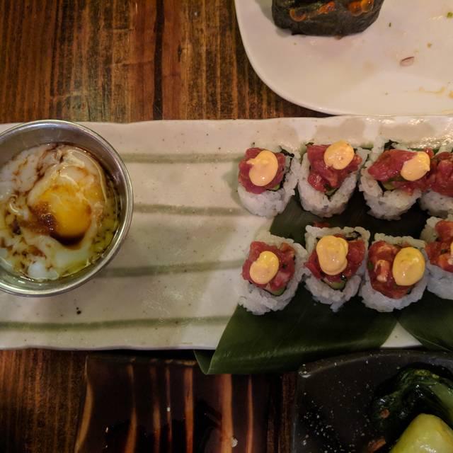 Pubbelly Sushi Brickell, Miami, FL
