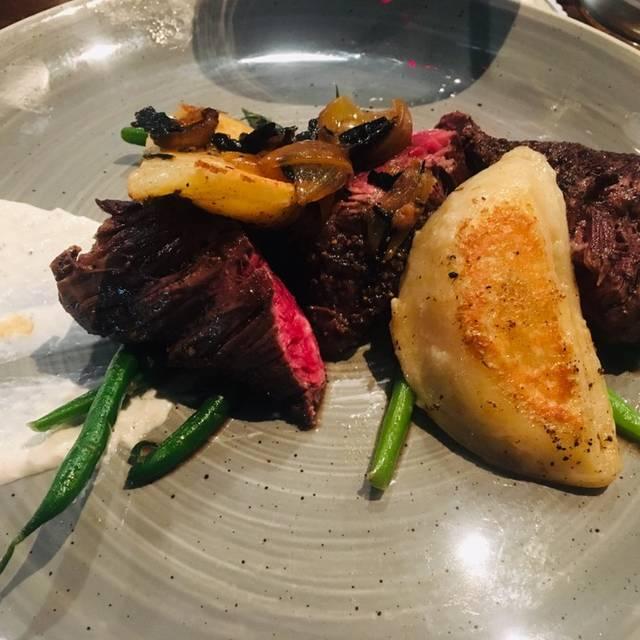 Riel Restaurant, Houston, TX