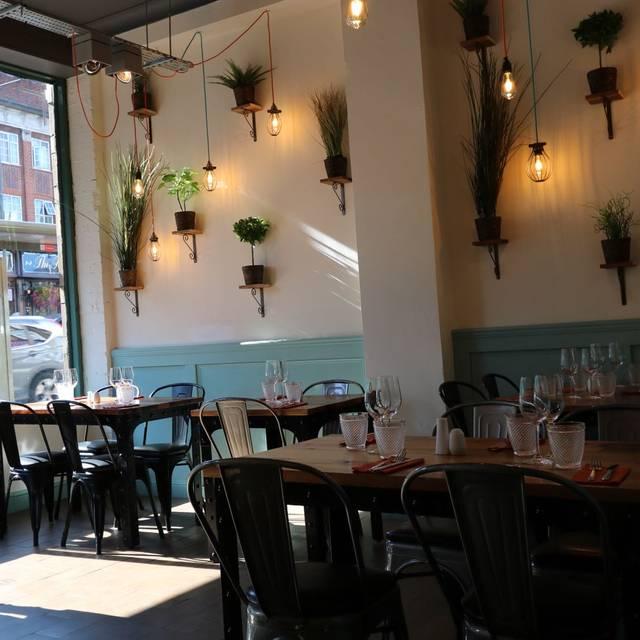 4 Locos Argentine Steakhouse, Purley, Surrey