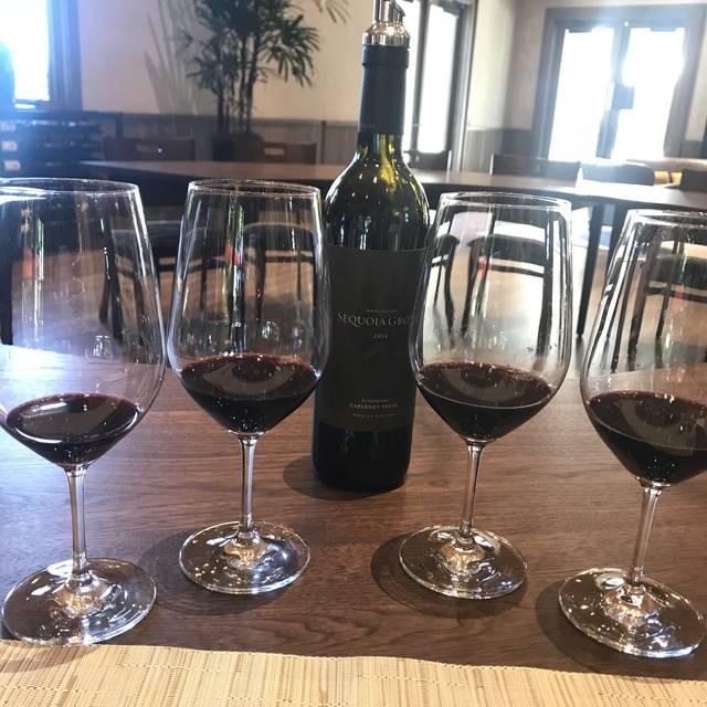 Sequoia Grove Winery, Napa, CA