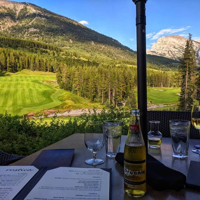 Rustica at Silvertip Golf Resort, Canmore, AB