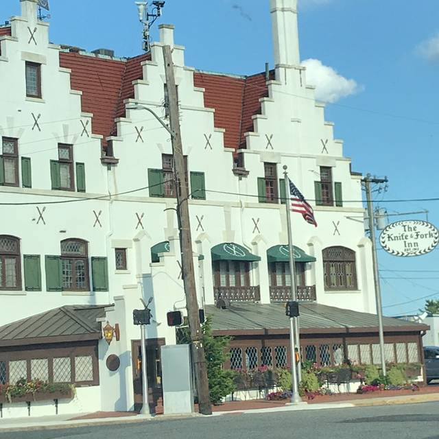 Knife & Fork Inn, Atlantic City  Restaurant Info, Reviews