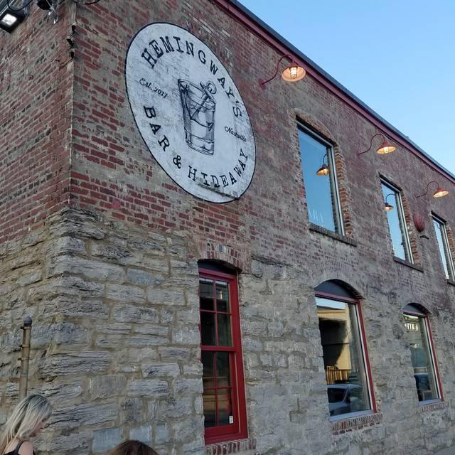 Hemingway's Bar and Hideaway, Nashville, TN
