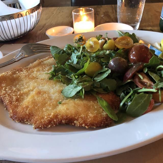 Cucina Ny Restaurant Woodstock Ny Opentable