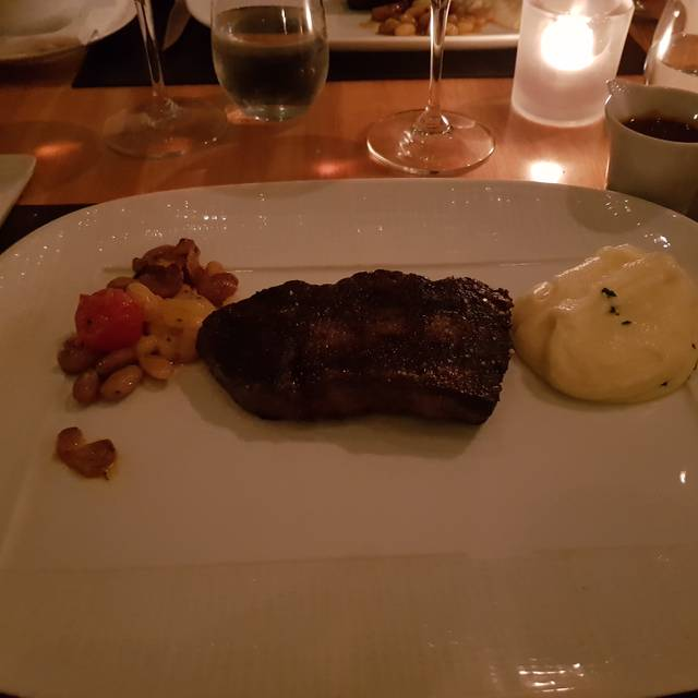 CUT by Wolfgang Puck at Beverly Wilshire, A Four Seasons Hotel, Beverly Hills, CA