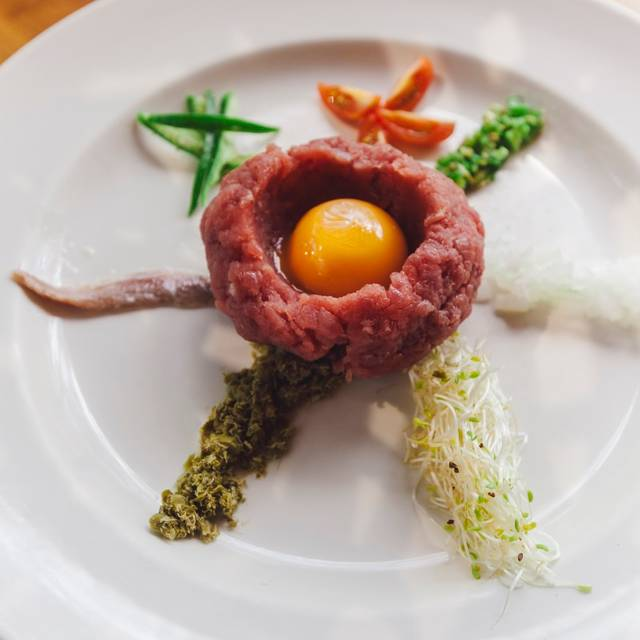 Steak tartar - Guadiana - San Angel, Ciudad de México, CDMX