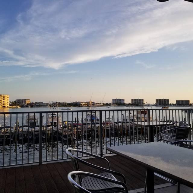 Marina Cafe, Destin, FL