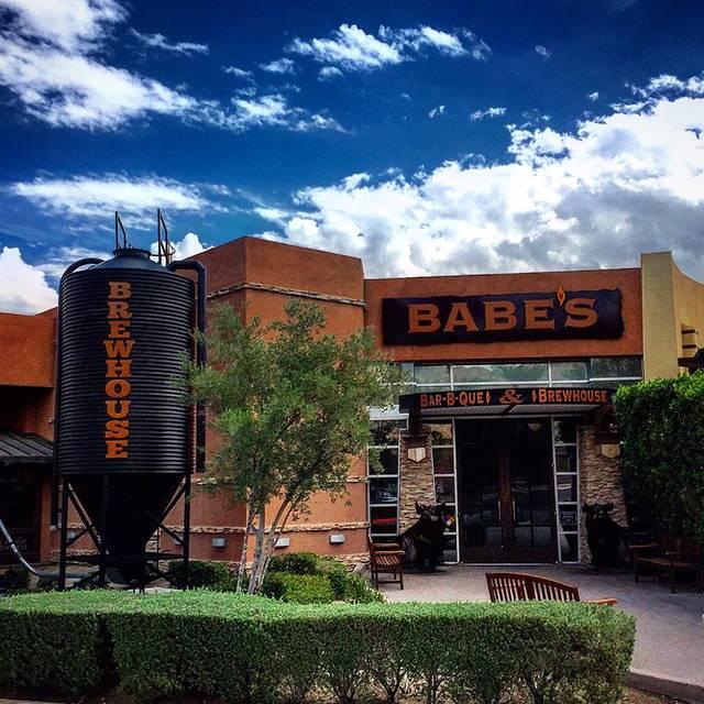 Babe's Bar-B-Que & Brewhouse, Rancho Mirage, CA
