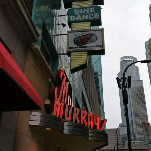 Murray's Restaurant & Cocktail Lounge, Minneapolis, MN