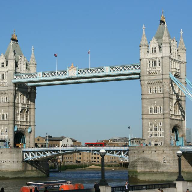 Gunpowder Tower Bridge, London